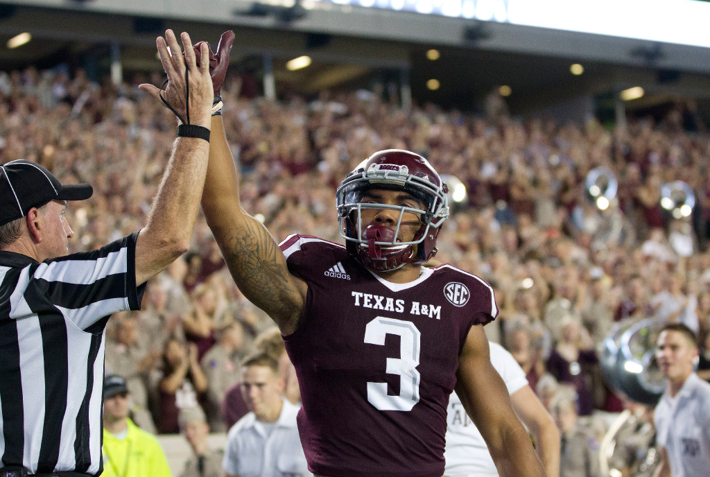 Texas A&M WR/TE outlook for 2017: Will losing Speedy Noil, Ricky Seals-Jones make Aggies...better?