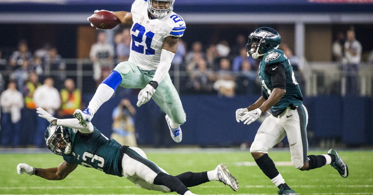 a52535451ae Dallas Cowboys: The case for Ezekiel Elliott as NFL MVP - and the two major  challengers he's up against | SportsDay
