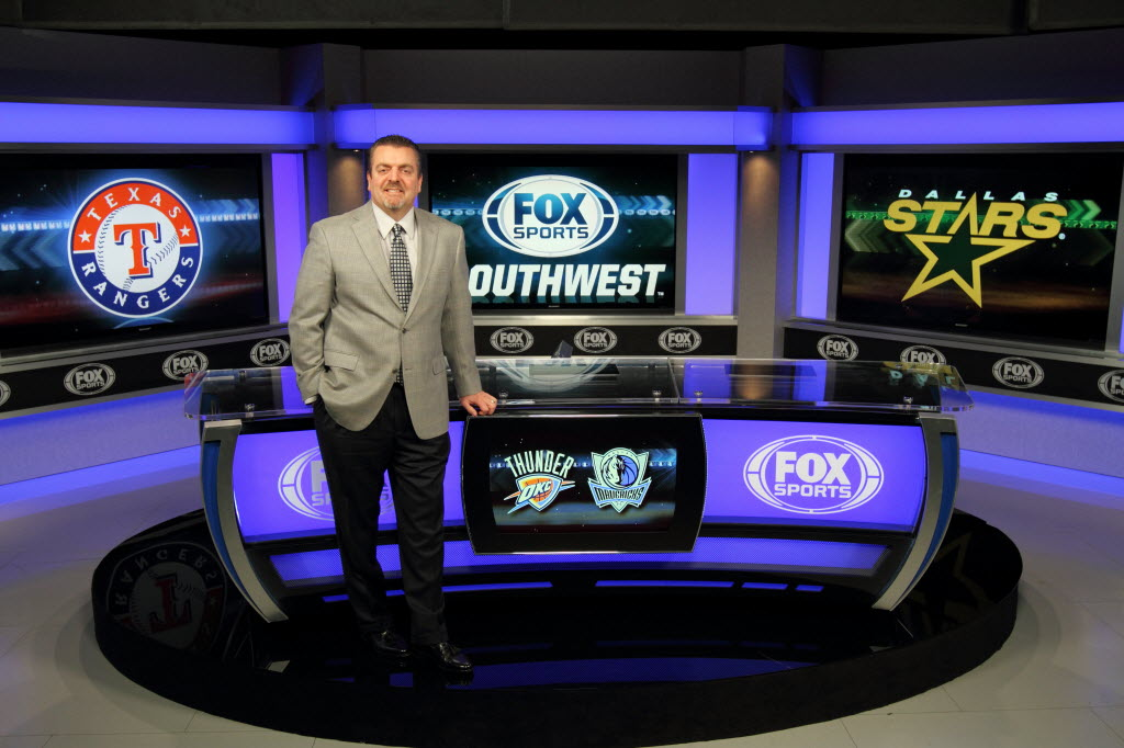 What S With All The Changes To Rangers Broadcasts On Fox Sports Southwest
