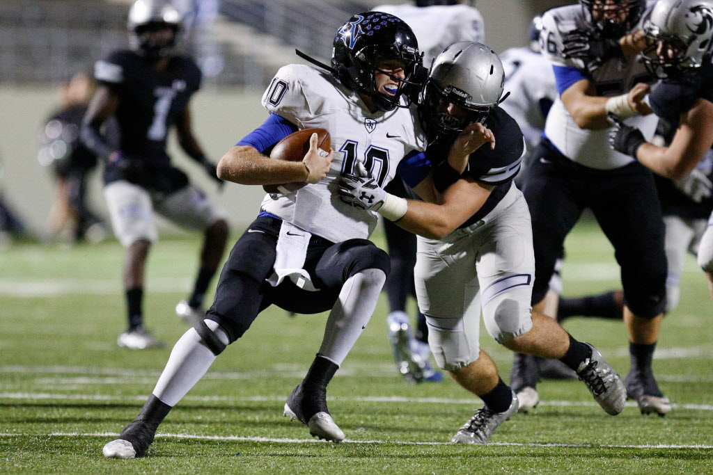 Denton Guyer S Defense Keeps Trophy Club Byron Nelson From Finding