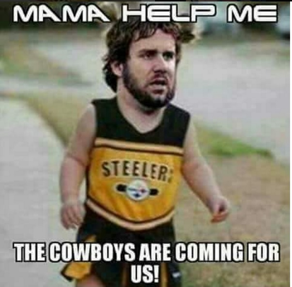 The 20 Funniest Memes From Cowboys Win Over Steelers Including
