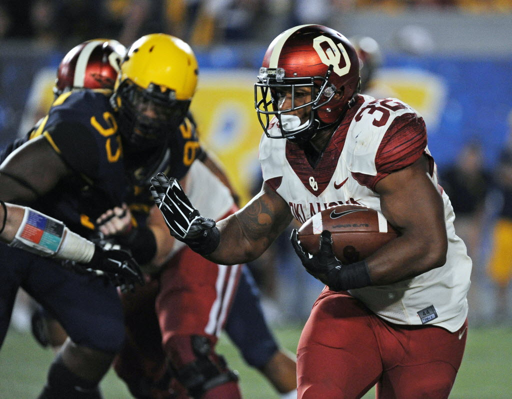 College Sports  Oklahoma will wear alternate  Rough Riders  uniforms  against West Virginia  e32c3074a