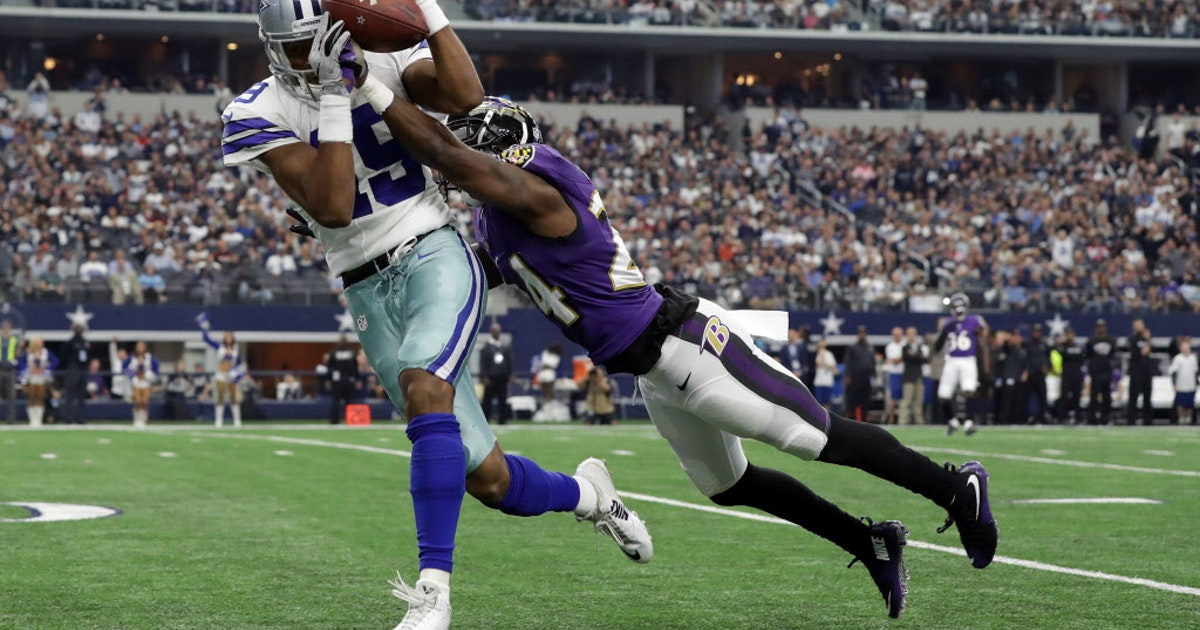 Dallas Cowboys With Opportunities Limited Brice Butler