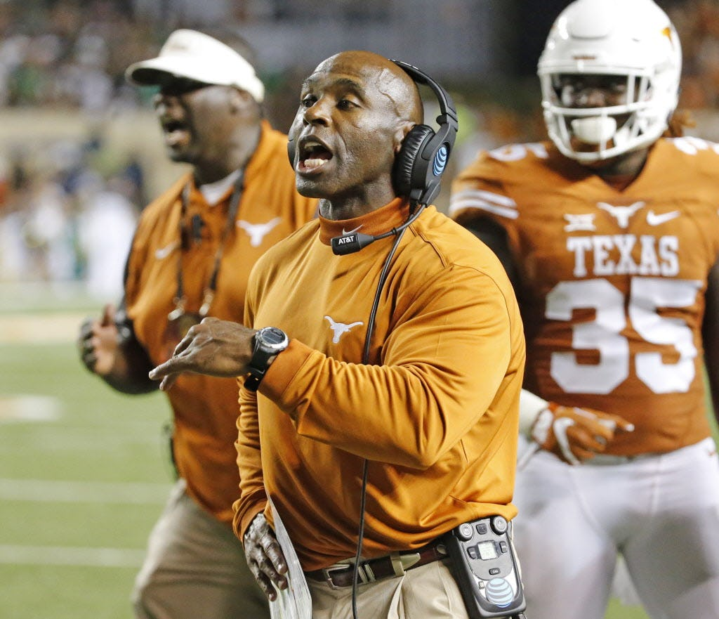 Texas allegedly considered Art Briles when hiring Charlie Strong – where would it be now with that move?