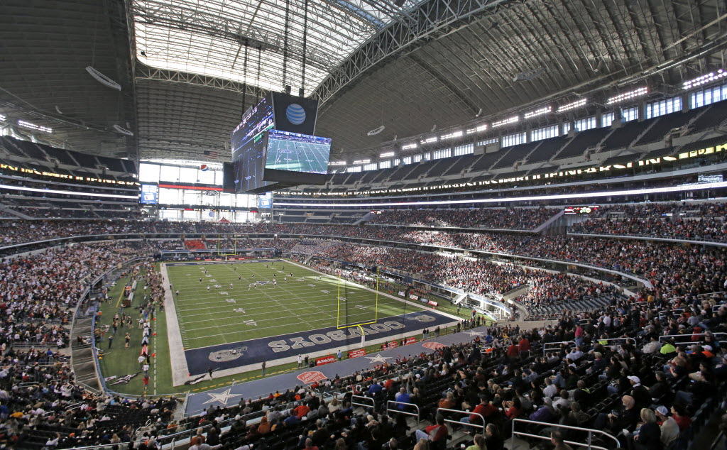 High School Football Playoff Games Will Be Back At At T Stadium Next