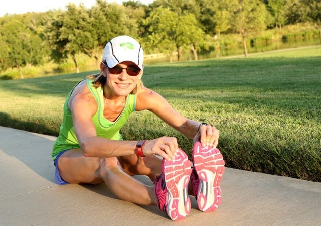 My Lightbulb Moment: The realization that it takes more than running to make us strong and healthy