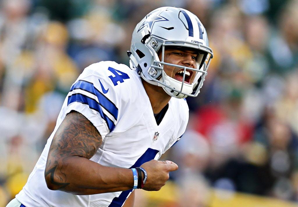 07d0a6d70 Dallas Cowboys: 'Tony Romo wins and I win'; why you should bet on Cowboys'  unapologetic mama's boy Dak Prescott | SportsDay