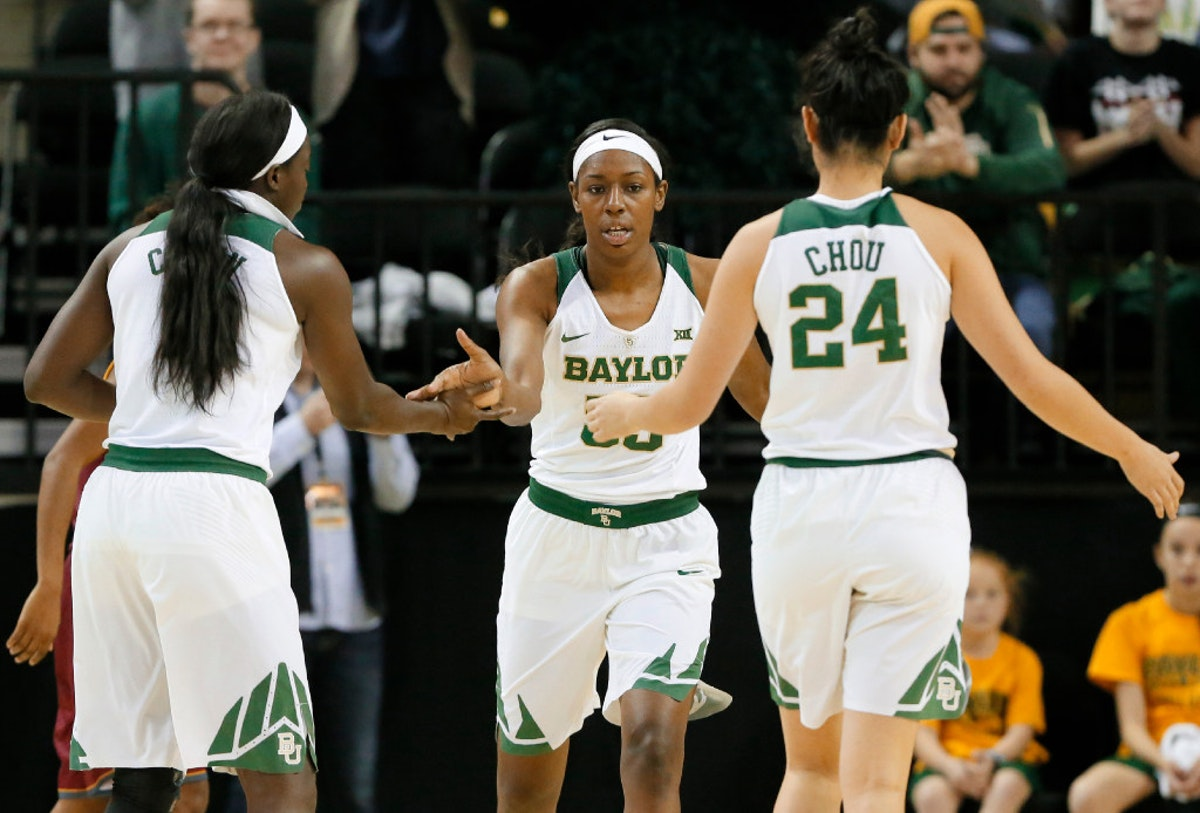 College Sports: Baylor women's basketball sets record with ...