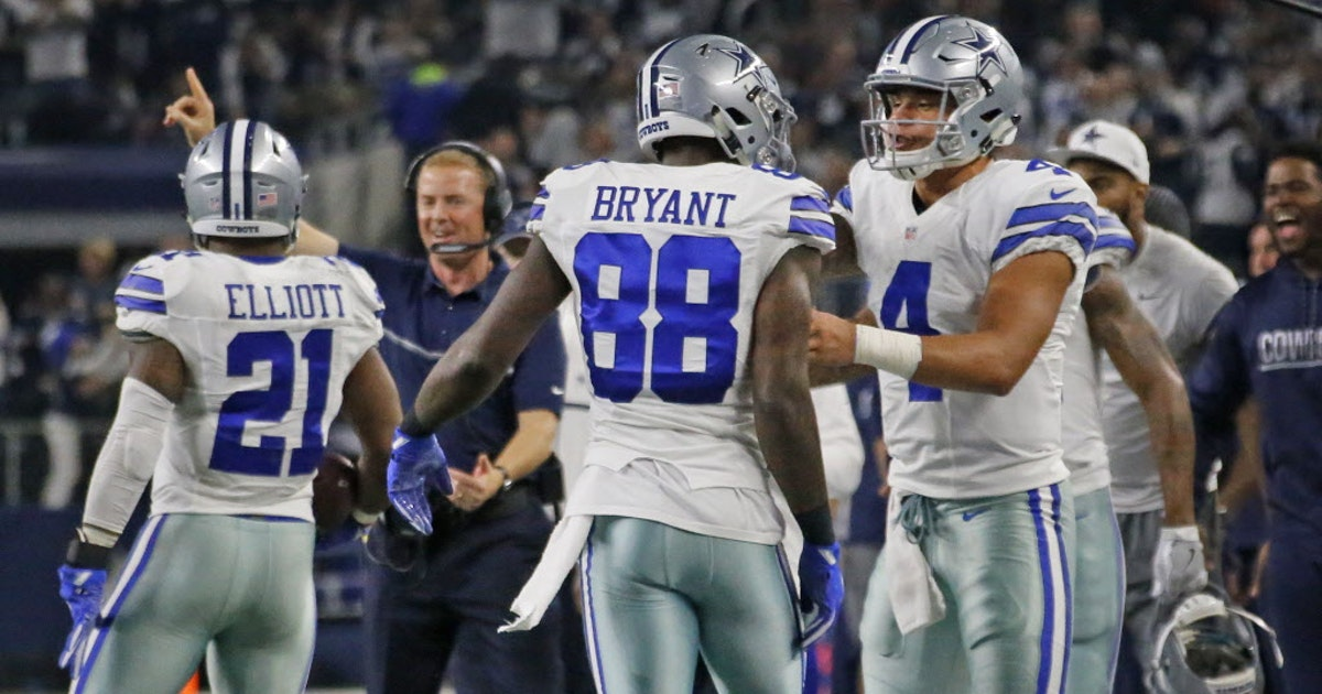 6d45a1f32 Dallas Cowboys  Rick Gosselin s NFL rankings  Did the Cowboys return to the  top after win vs. Tampa