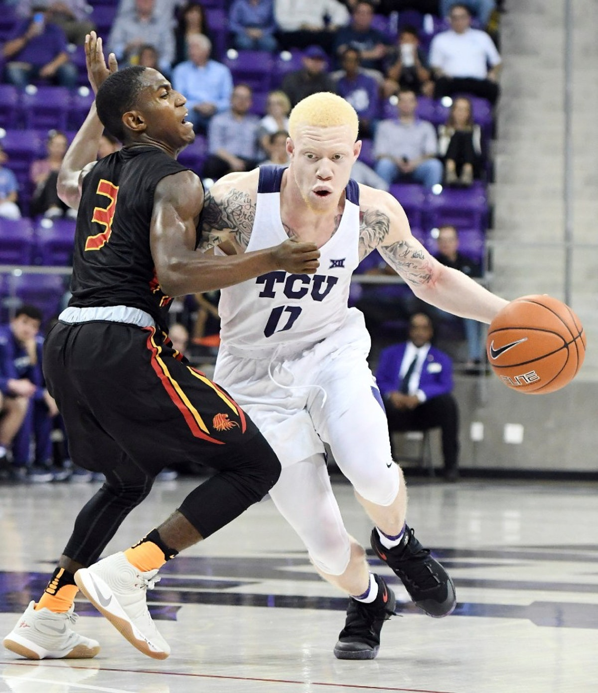 College Sports: TCU basketball vs. Bradley| Live stats and where to watch | SportsDay