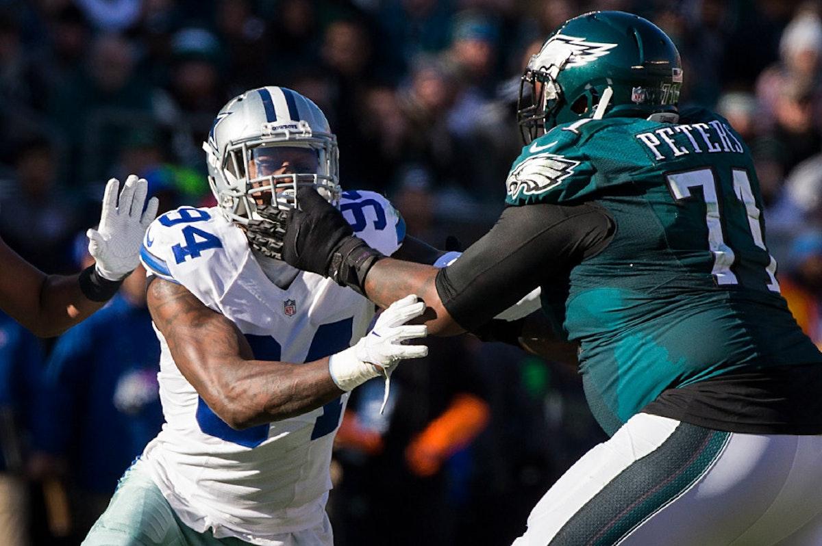 Dallas Cowboys: Cowboys DE Randy Gregory suspended for 2017 regular season, 2016 playoffs as well