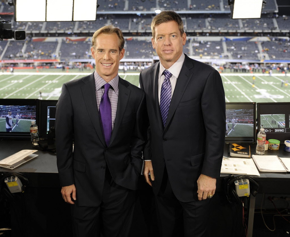 Dallas Cowboys: Troy Aikman responds to Packers fans' petition to ban him and Joe Buck from calling Green Bay games