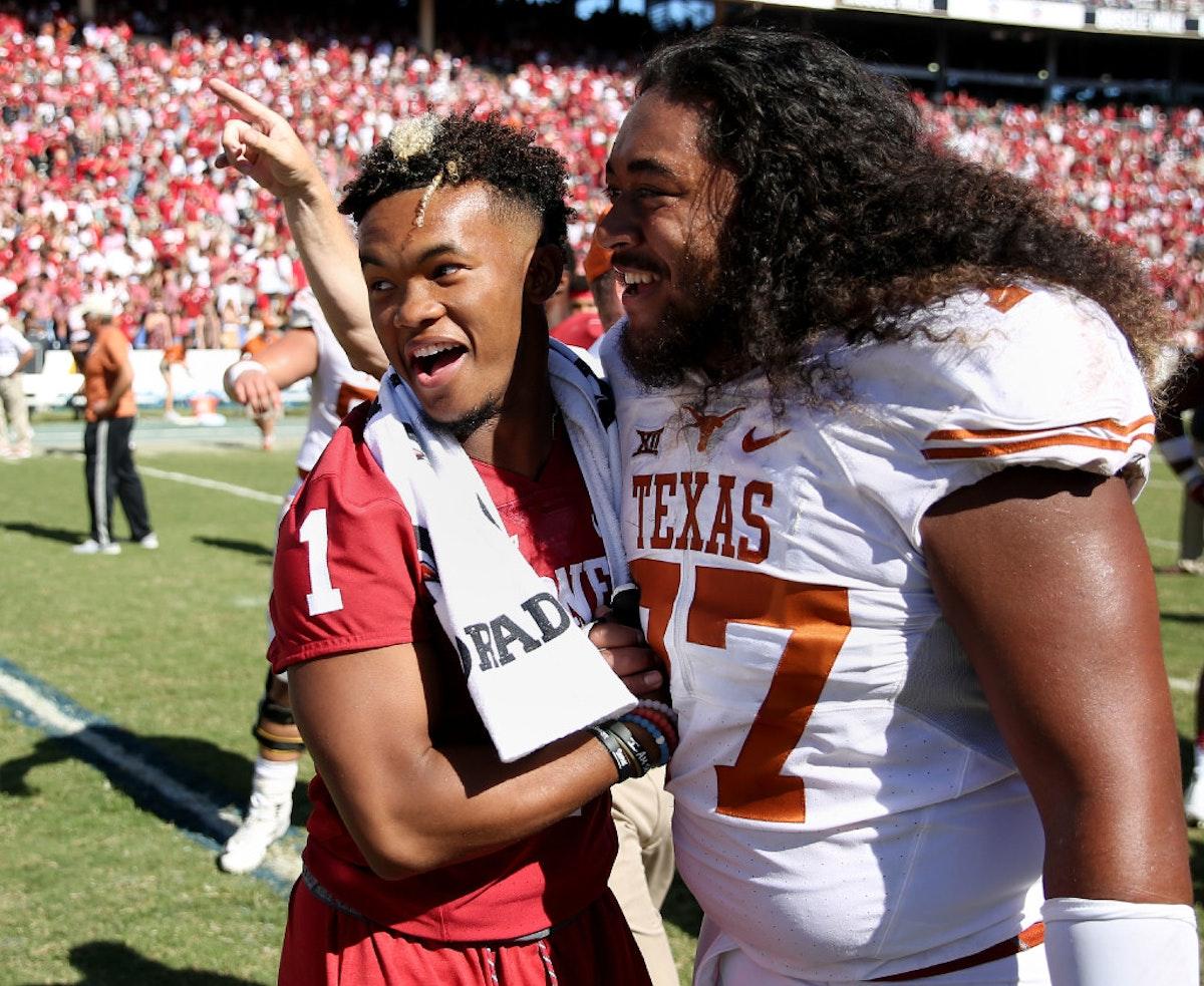 College Sports: Oklahoma's Lincoln Riley says Kyler Murray ...