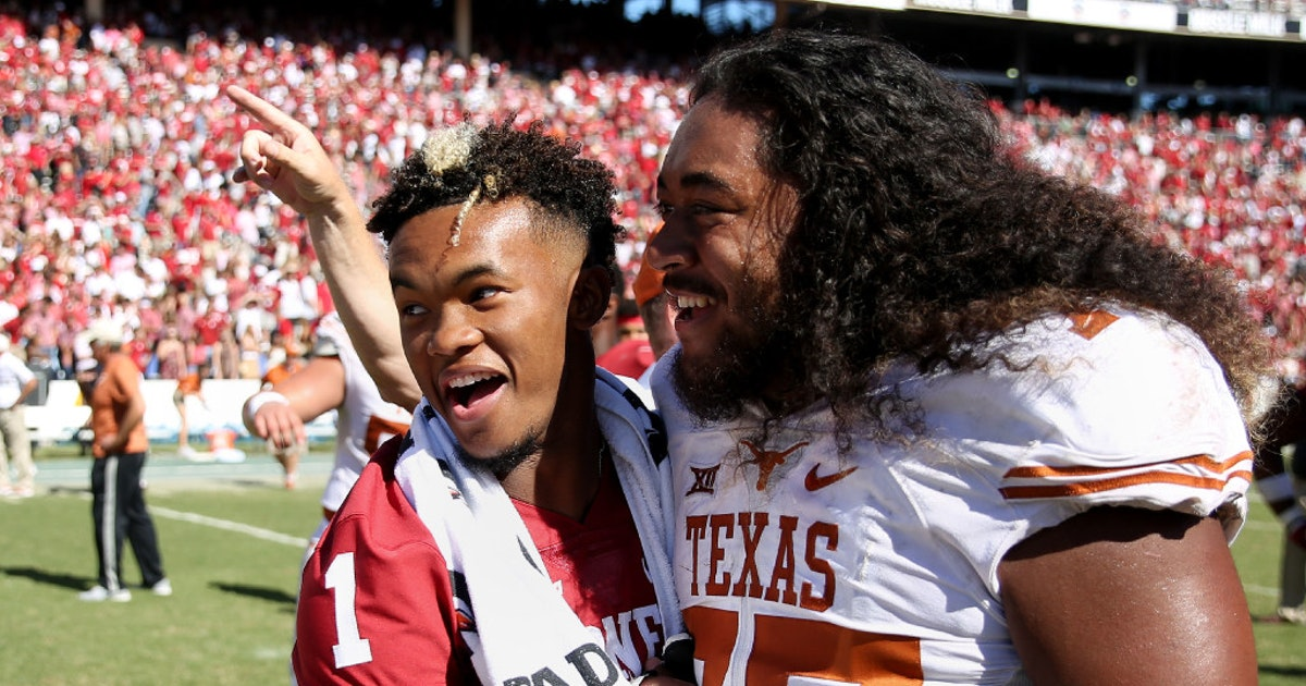 College Sports Oklahomas Lincoln Riley Says Kyler Murray
