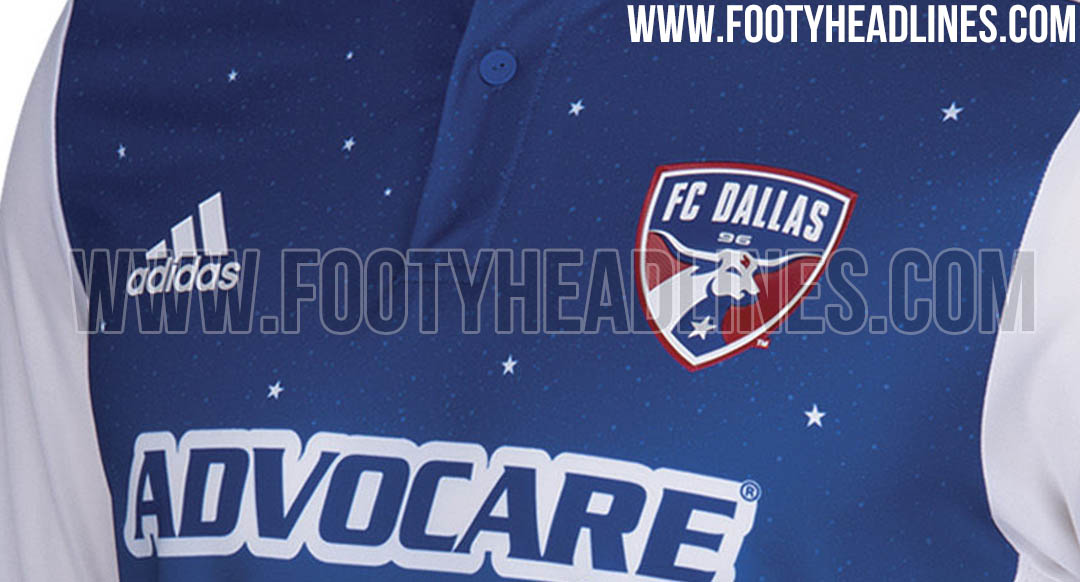 size 40 e78d5 cf749 Leaked: FC Dallas 2017 secondary jersey