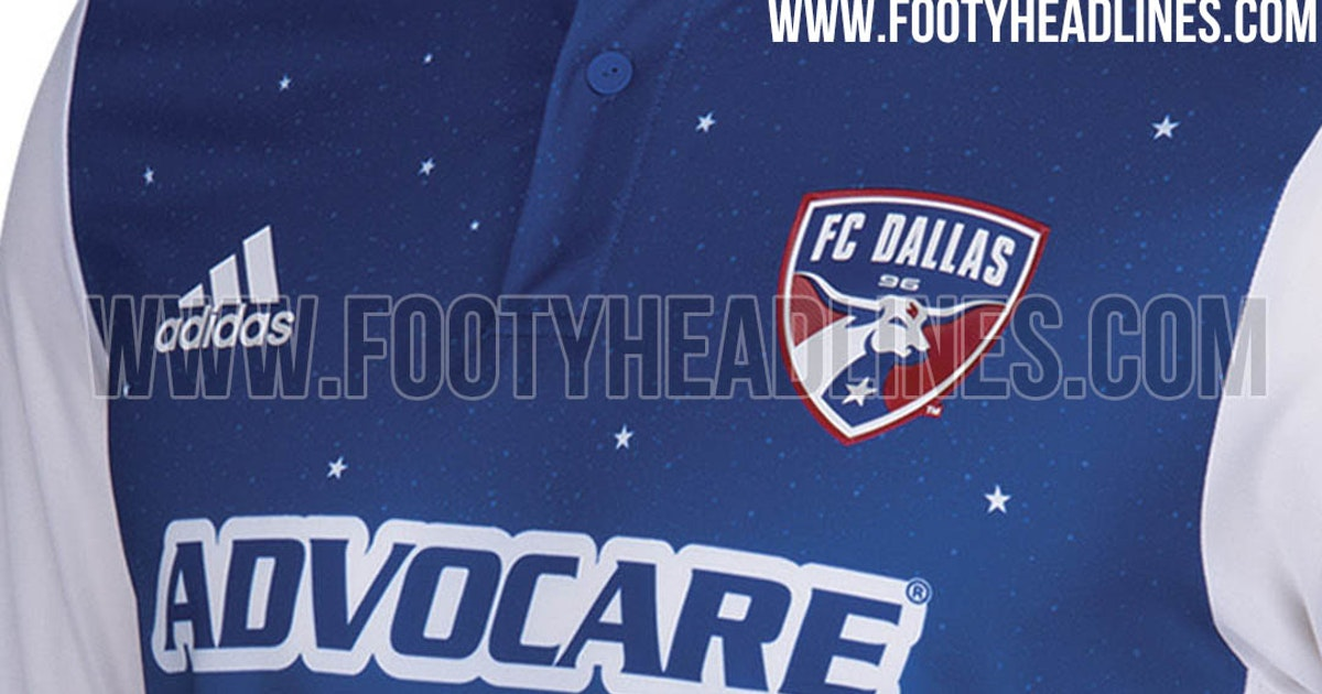 f64e81119 Soccer  Leaked  FC Dallas 2017 secondary jersey