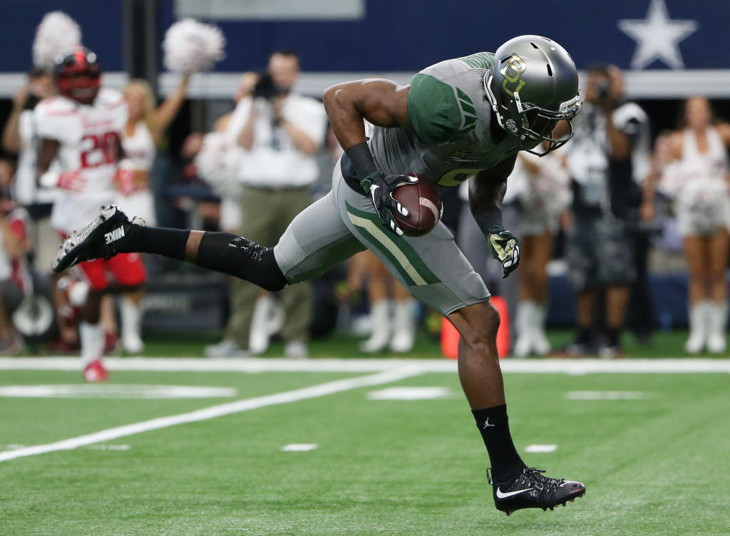 Baylor WR/TE outlook for 2017: Can Bears overcome losses of K.D. Cannon, Ishmael Zamora?