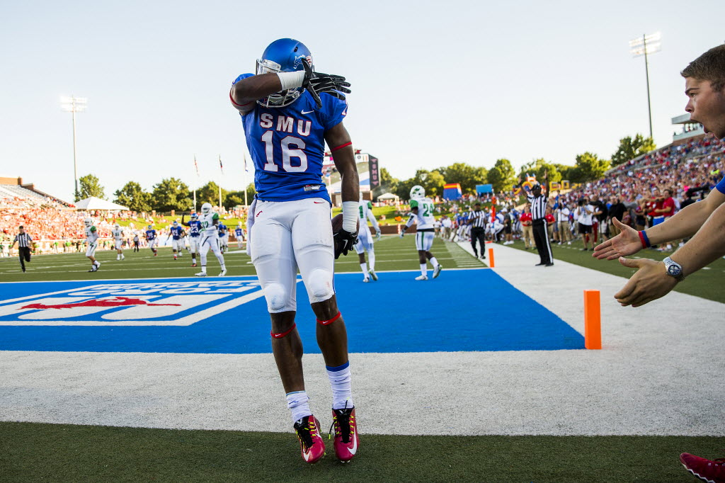 SMU WR/TE outlook for 2017: Do Mustangs have AAC's best receiving duo?