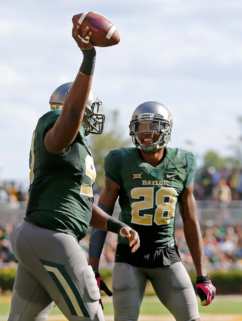 Baylor DL outlook for 2017: Returning a full rotation can only mean good things for Bears