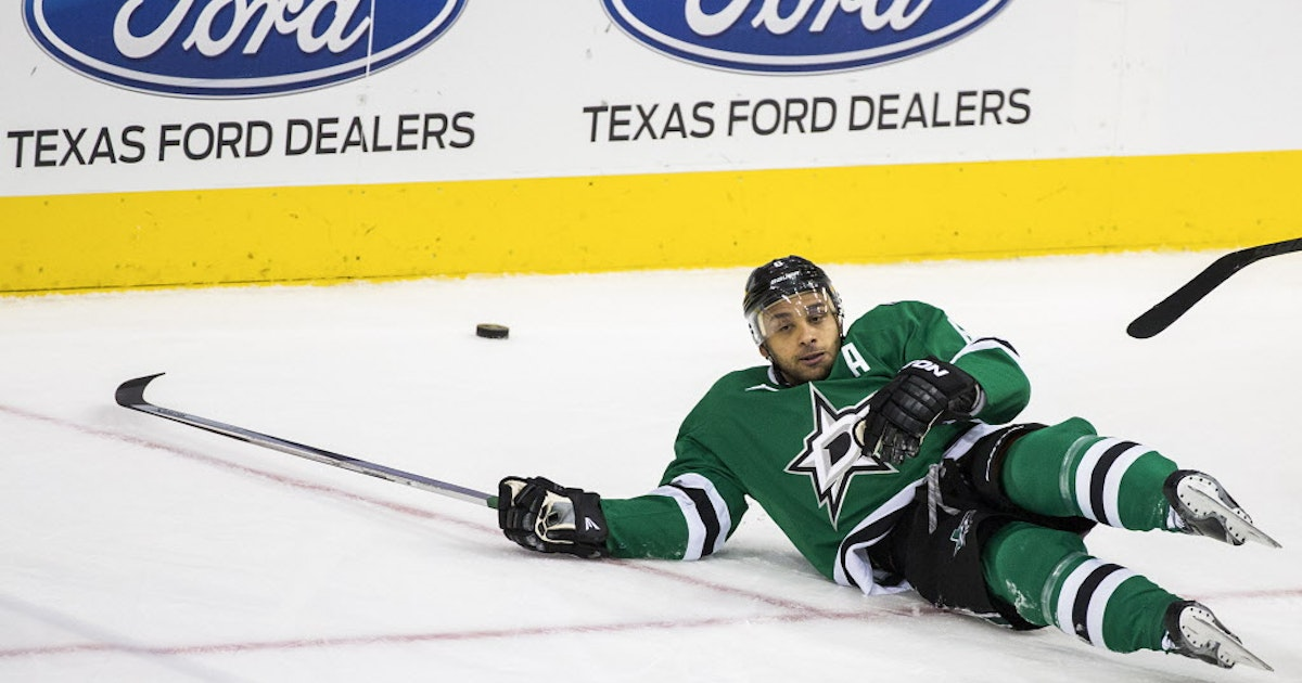 Dallas Stars  Longtime Star Trevor Daley 5d9adc845