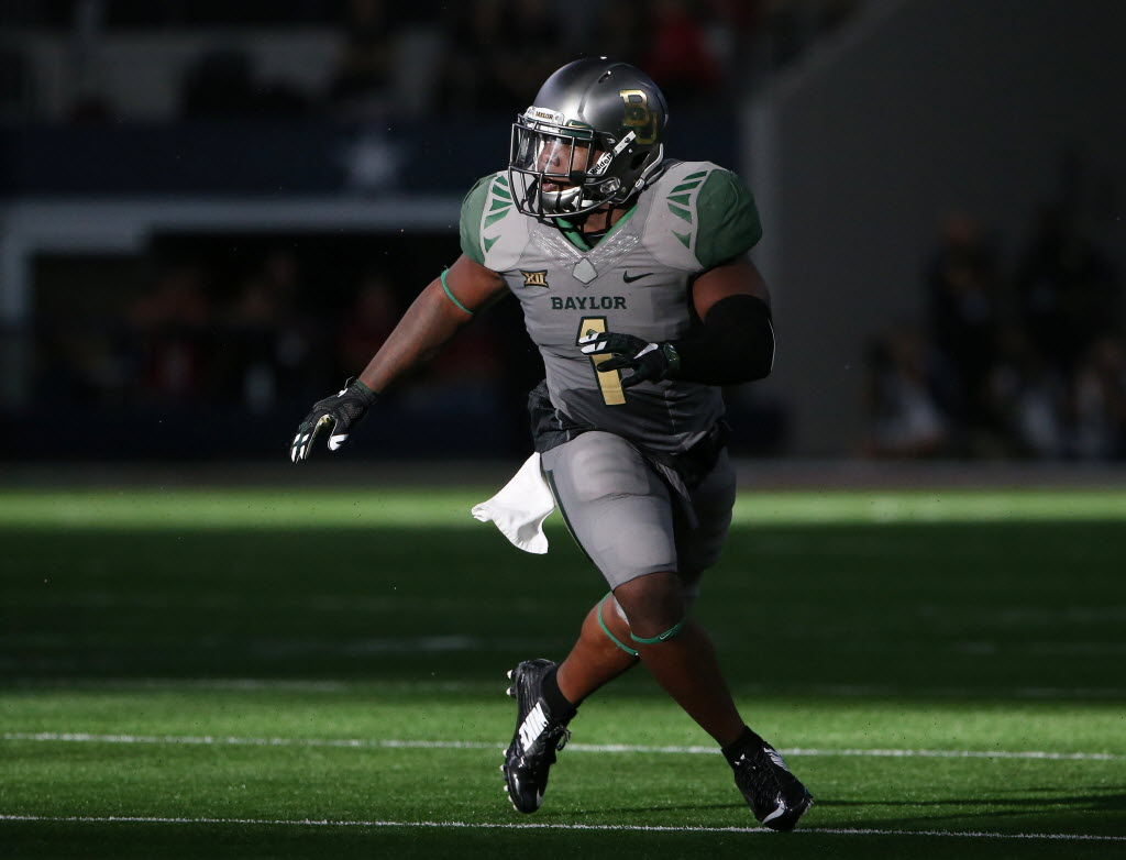 Baylor LB outlook for 2017: Can Bears overcome the youth behind Taylor Young?