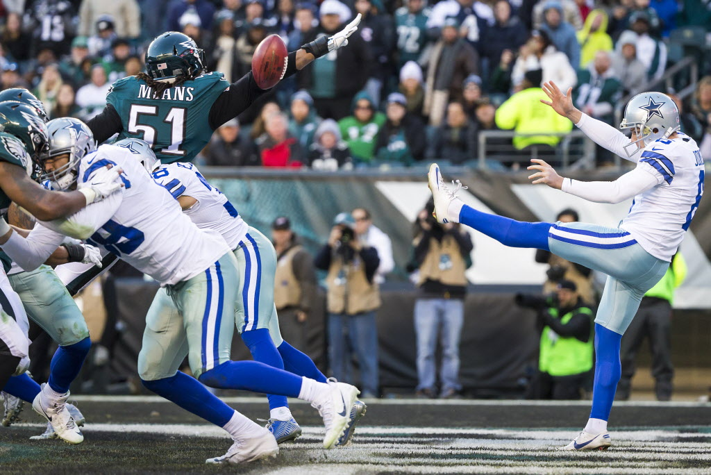 10 things you need to know about Cowboys punter Chris Jones, including his amazing skillset