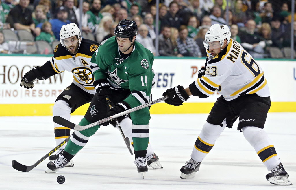 Dallas Stars: Recap: Stars fall at home to Bruins, 6-3 | SportsDay
