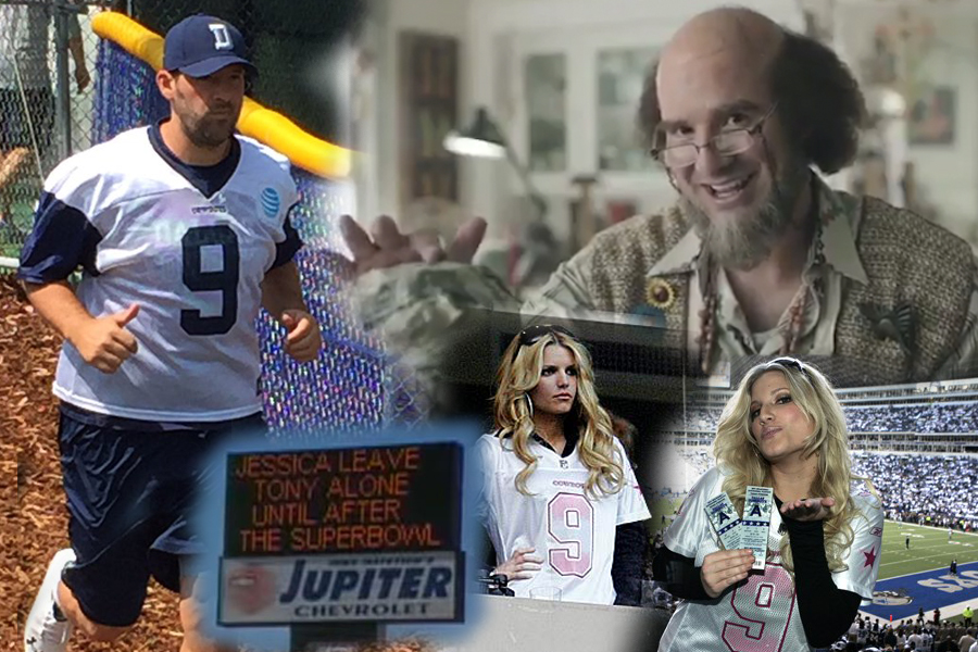 Romo collage