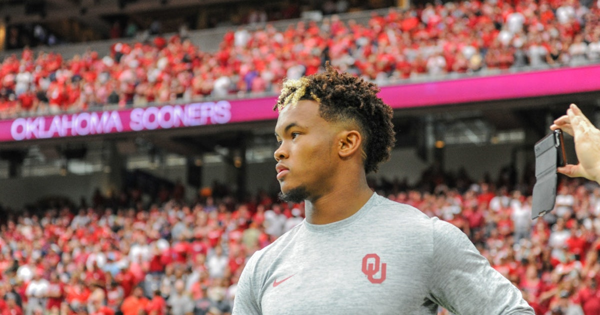 College Sports A Year After His AampM Transfer Kyler