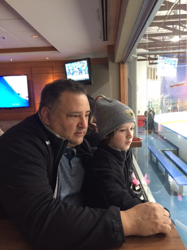 Stars owner Tom Gaglardi's fight to cure diabetes is motivated by one thing — his son