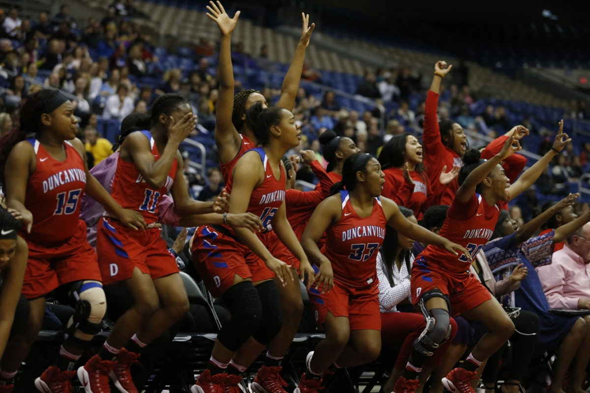 Duncanville holds off Cypress Ranch to defend Class 6A ...