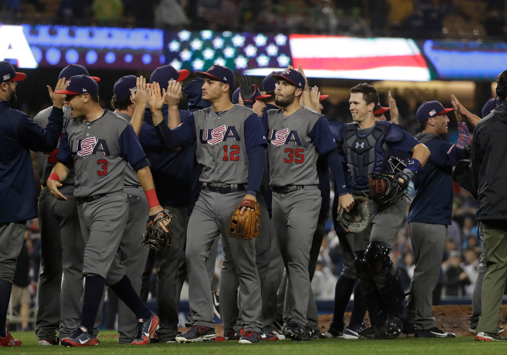Team USA edges Japan, 2-1, to advance to the WBC finals