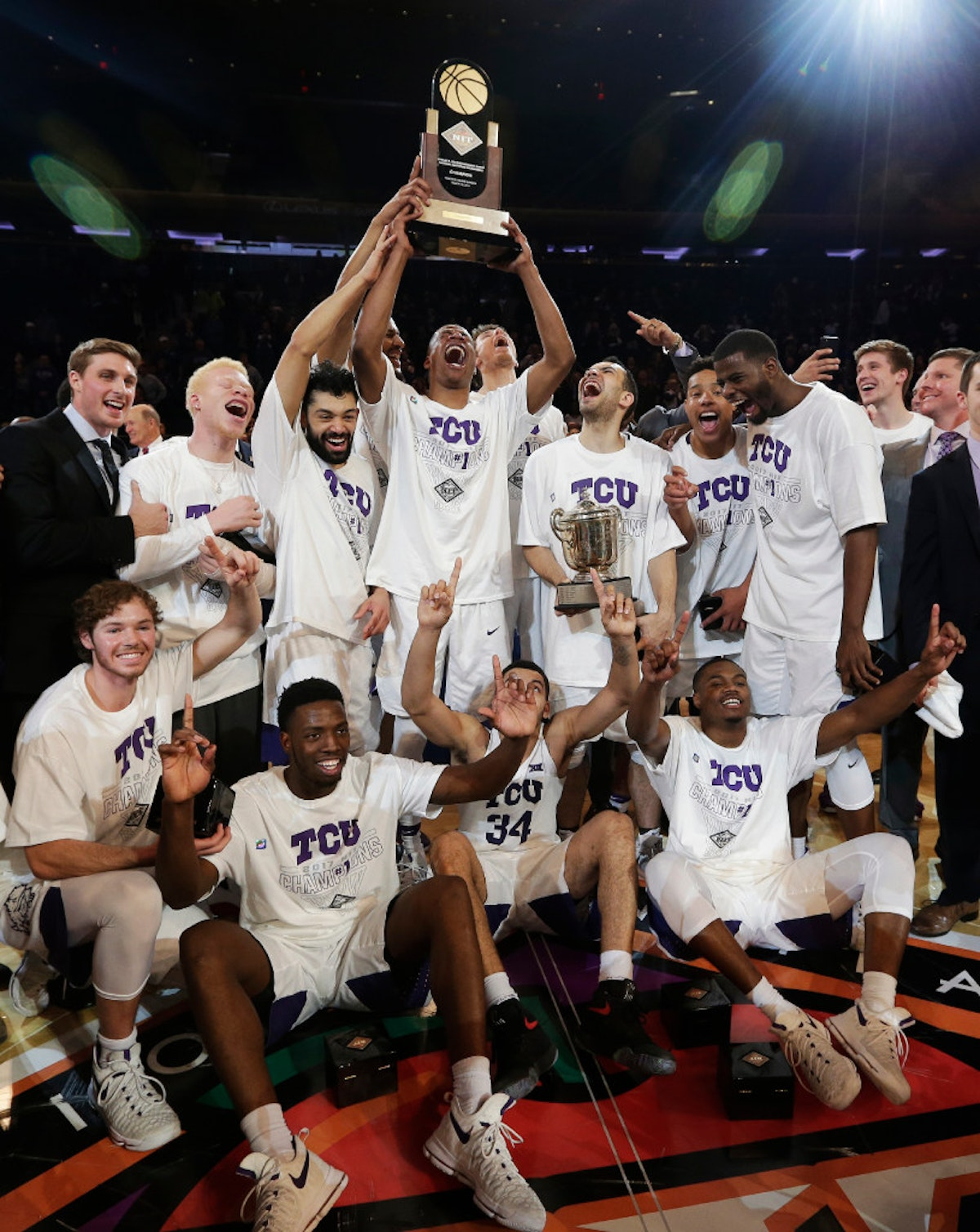 College Sports: With dominating NIT title win, TCU basketball proving it can match school's football, baseball success