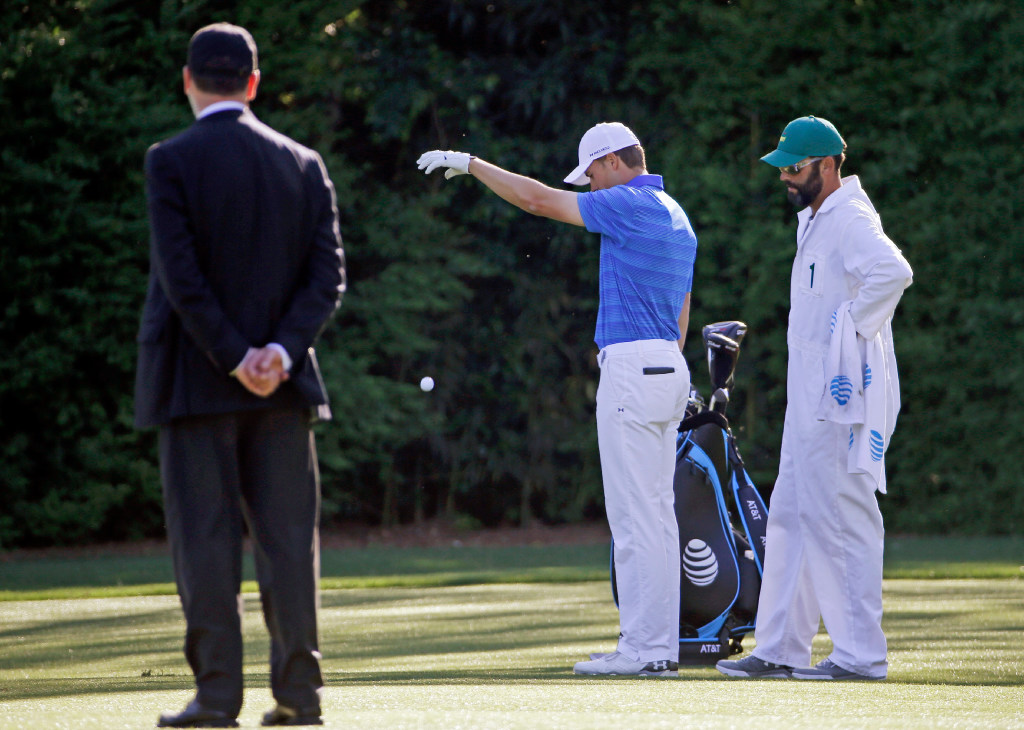 online store b61c1 467c8 Other Sports  Can Jordan Spieth exorcise his demons on 12th hole at the  Masters, rebound from colossal collapse    SportsDay