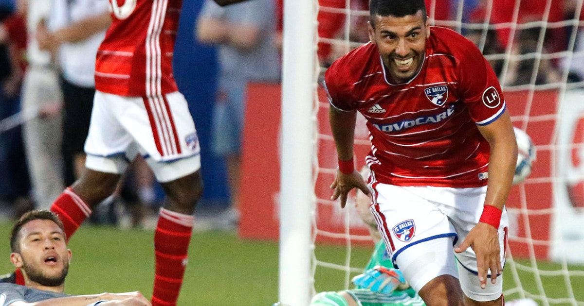 Soccer: What was it about FC Dallas' bounce-back win over ...