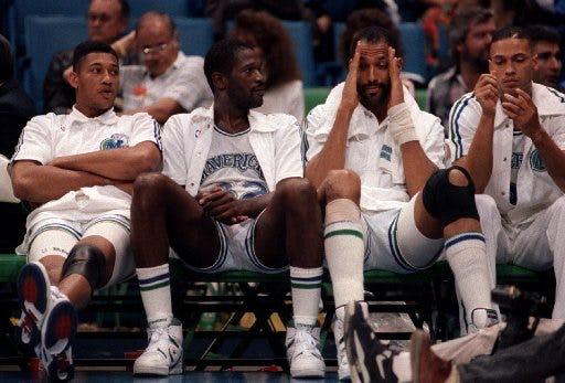 Mavericks draft lottery history: Dallas missed on nine future All-Stars to take Randy White in 1989