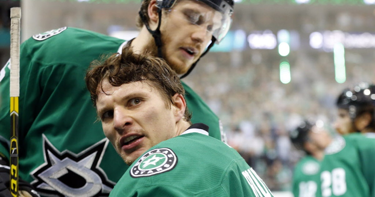 Dallas stars there 39 s a new breed of energy players in for Interieur sport antoine roussel