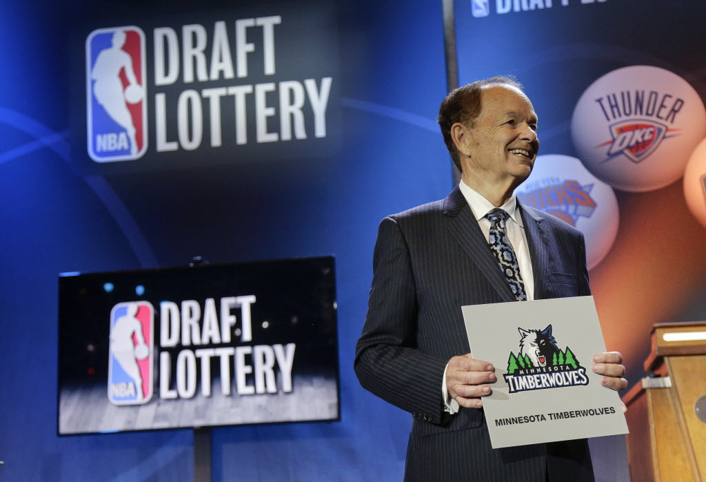 A couple of out-there ideas to fix the NBA's draft lottery