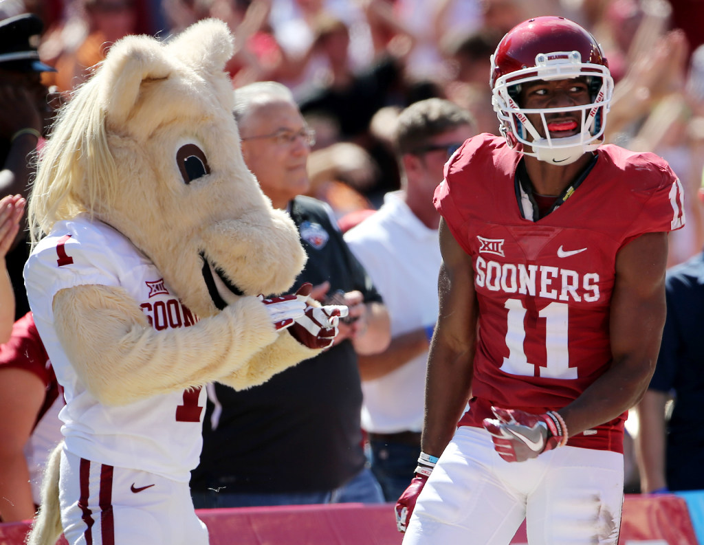 Reviewing Oklahoma's 2015 recruiting class: NFL WR, possible breakout RB and more