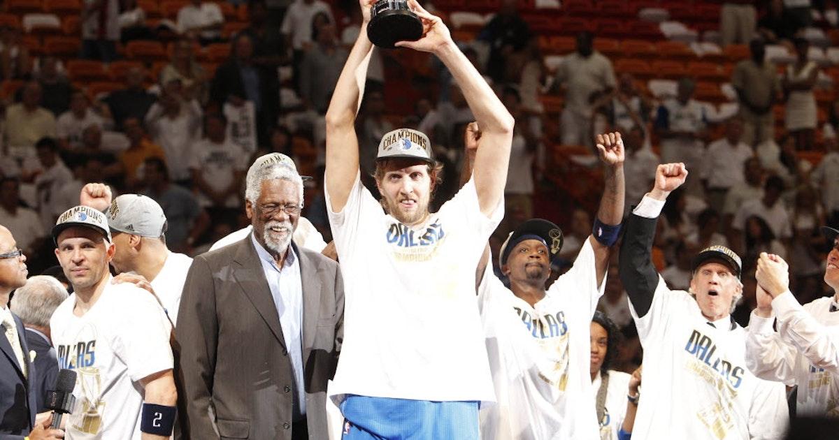 Charles Barkley: Dirk's championship with Mavericks looks better than any superteam's title