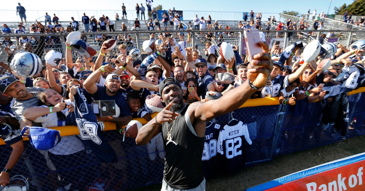 Dallas Cowboys  How to score free tickets for Cowboys training camp  practices in Frisco  93d341cb3
