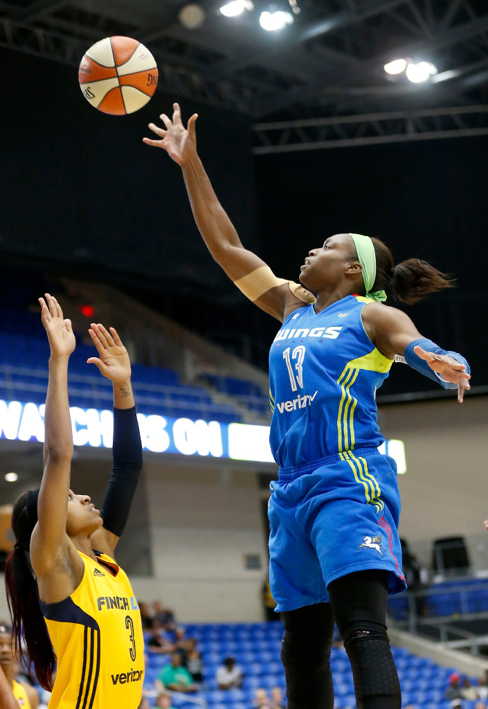 Other Sports: Karima Christmas-Kelly proving to be \'the gas that ...