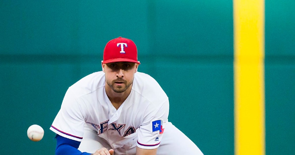 Joey Gallo's versatility in the field gives Rangers options to keep him in the lineup