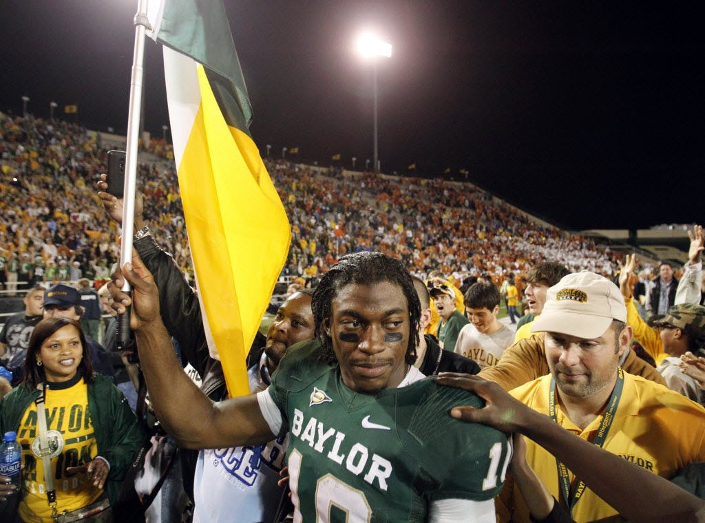 The best QBs in Baylor history: Who joins Robert Griffin III in the top five?