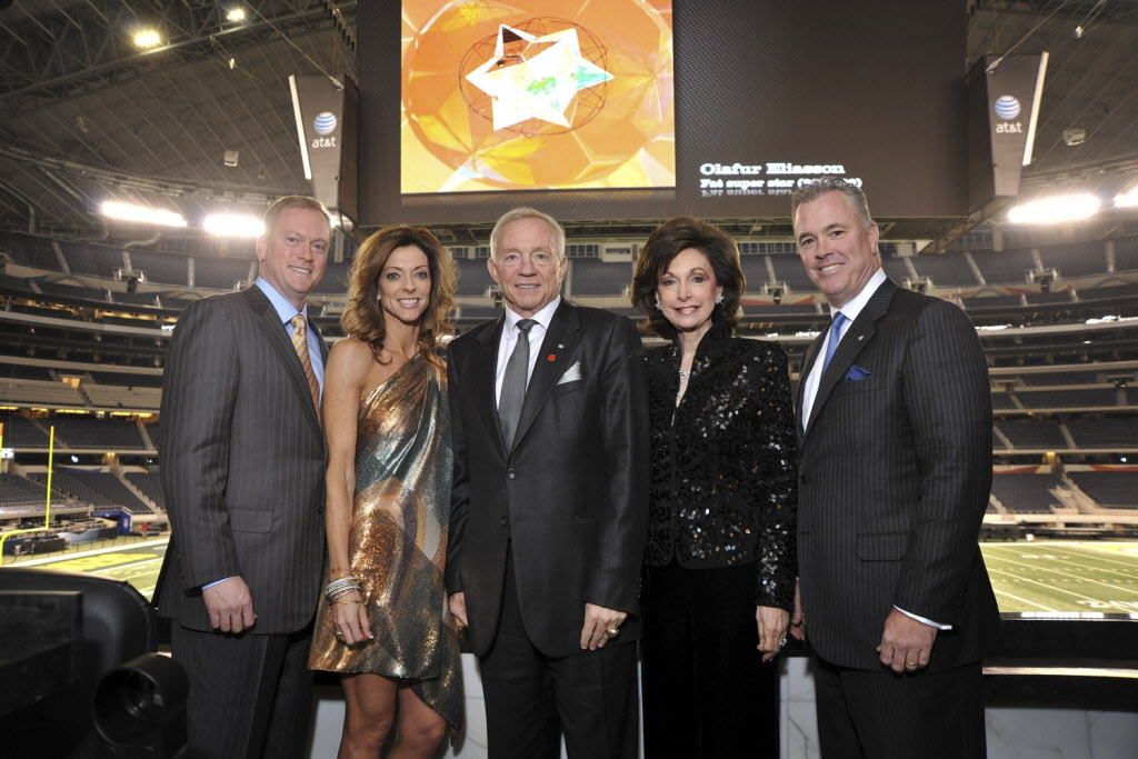 10 things you may not know about Cowboys owner Jerry Jones