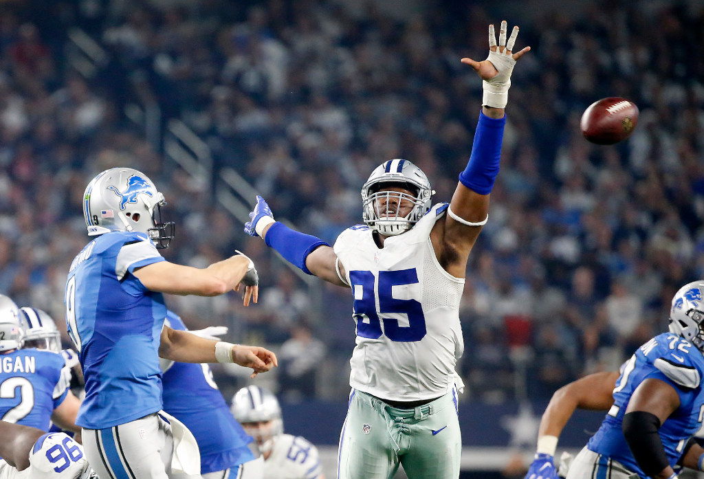 Cowboys DE David Irving suspended four games without pay over NFL drug policy violation