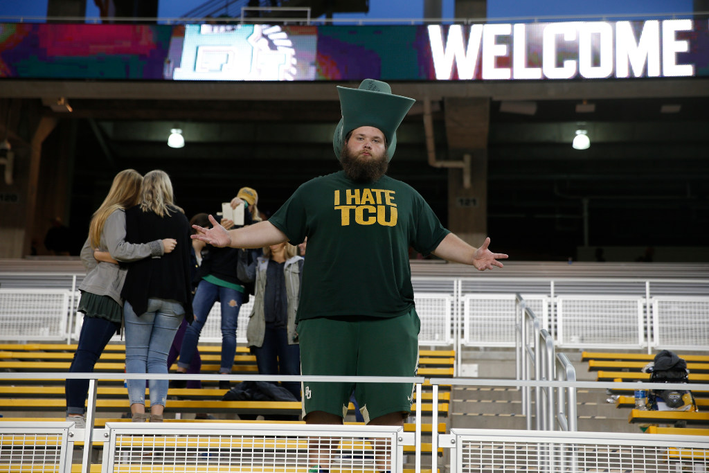 Baylor's 5 best rivalries: In-state foes still top the list