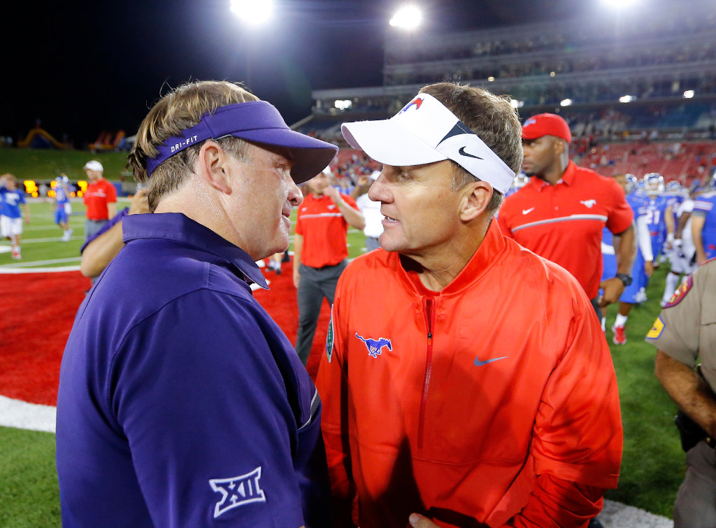 SMU's five biggest rivalries: The Battle for the Iron Skillet still reigns supreme