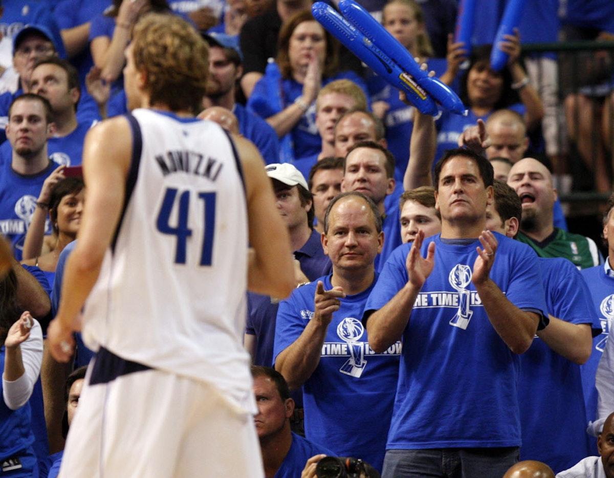 Nba Finals 2011 Dallas Mavericks Vs Miami Heat Game 5 ...