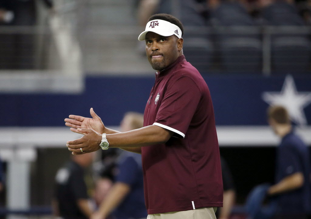 What Kevin Sumlin and the Texas A&M players had to say at SEC Media Days